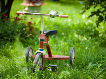 Children tricycle Stock Photos