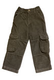 Children trousers Royalty Free Stock Image