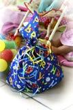 Children urodzinowy prezent Obraz Royalty Free