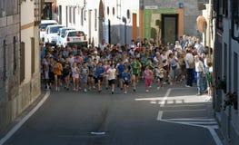 Free Children Walking Race Stock Photos - 19687123