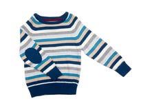Children warm sweater Stock Photography