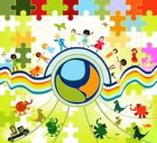 Children world Royalty Free Stock Image