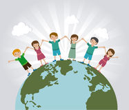 Children world Royalty Free Stock Photos