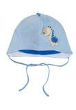 Children's fleece cap. Royalty Free Stock Images