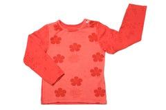 Children& x27; s slijtage - overhemd Stock Afbeelding