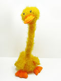 Children's toy - funny yellow duck Stock Image
