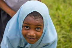 Children Zanzibar Island Royalty Free Stock Photography