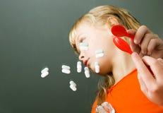 Children Zdrowie Obraz Stock