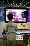 Childrenamusement arcade Στοκ εικόνα με δικαίωμα ελεύθερης χρήσης