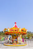 Childrens amusement park in Nanning Royalty Free Stock Photos