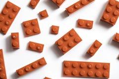 Building Blocks Similar To Legos Red