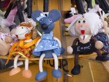 Toys in Nerja Spain Stock Photography