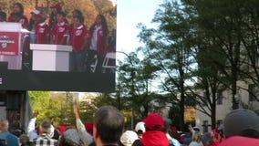 Childrens Choir Singing a Baseball Song