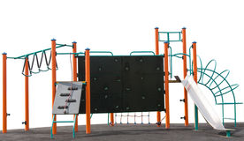 Childrens Climbing Frame Stock Image