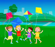 Childrens day, child Stock Image