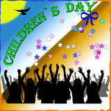 Childrens day Stock Photos