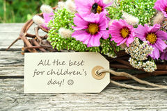 Childrens day Stock Images