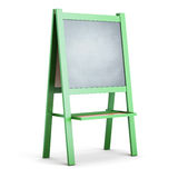 Childrens easel Royalty Free Stock Image