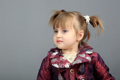Childrens fashion Stock Image