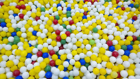 Childrens game balls texture. Toys for children. Kids entertainm Stock Image