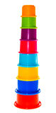 Childrens Play Cups Royalty Free Stock Photo
