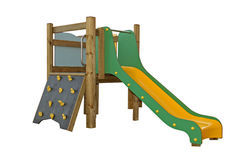 Childrens playground activity Stock Photos