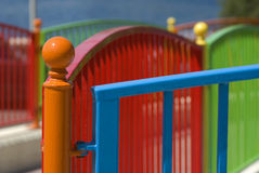 Childrens playground Royalty Free Stock Photography