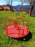 Childrens' Playground Royalty Free Stock Photo