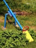 Childrens' Playground Stock Image