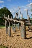 Childrens playground Stock Image