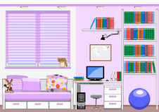 Childrens room Stock Photography