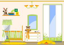 Childrens room Stock Images