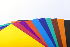 Childrens school supplies Stock Photos