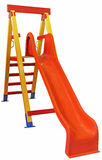 Childrens slide Royalty Free Stock Image