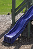 Childrens Slide Structure Stock Photo