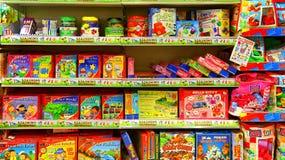 Childrens toys Stock Photos