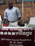 The Childrens Village at NYC Health Fair Royalty Free Stock Photos