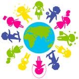 ChildrenWorld Stock Photos