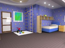 Childroom Stock Image