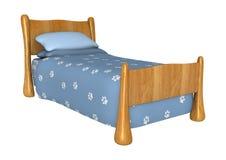 Childs łóżko ilustracji