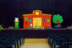 childs θέατρο Στοκ Εικόνες