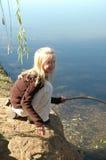 childs περιέργεια Στοκ Εικόνες