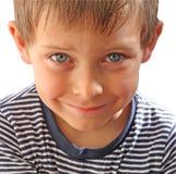 Childs affronta fotografia stock libera da diritti
