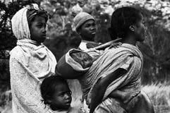 Childs al Madagascar Immagini Stock