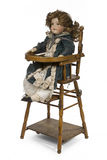 Childs ceramic life sized dressed Royalty Free Stock Photo