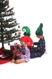 A Childs Christmas Royalty Free Stock Image