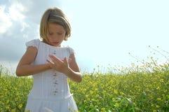 Childs Fantasie Lizenzfreies Stockfoto