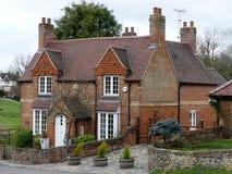 Childs gospodarstwa rolnego dom, Pospolita droga, Chorleywood fotografia royalty free