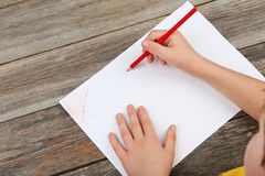 Childs hands Royalty Free Stock Photography