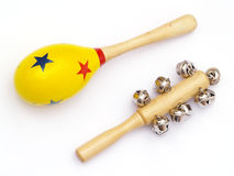 Childs instruments Royalty Free Stock Image
